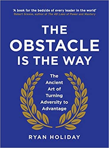 The Obstacle is the Way book in hindi