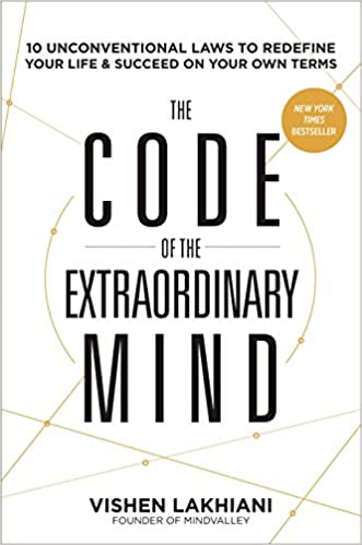 The Code of the Extraordinary Mind in hindi
